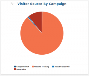 Visitor Source By Campaign